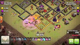 Clash Of Clans - 10v10 Triple (qc lalo)