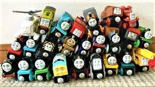 Thomas & Friends Wooden Railway きかんしゃトーマス 木製レールシリーズ thumbnail