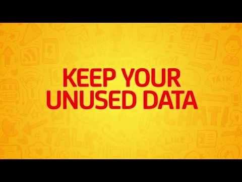 Data Roll Over