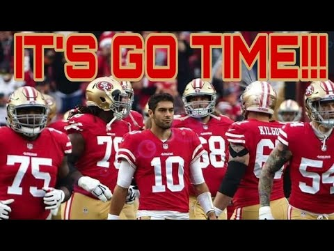 WE COMIN UP!!!  49ERS REMIX  20172018 SEASON