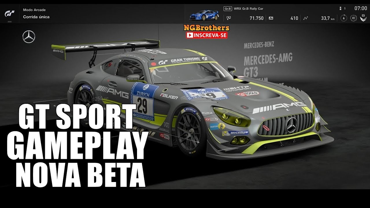 primeira corrida gran turismo sport gameplay nova demo ps4 pro youtube. Black Bedroom Furniture Sets. Home Design Ideas