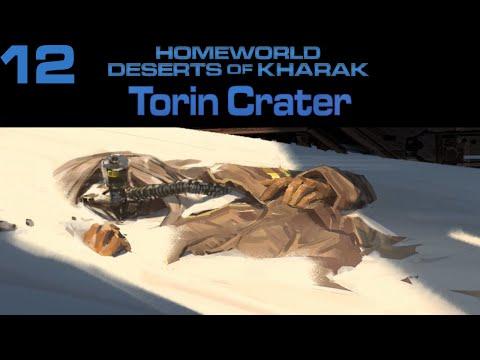 Homeworld: Deserts of Kharak Mission 12 Torin Crater