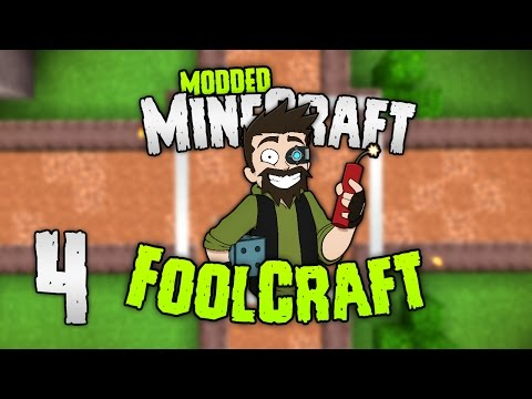 Minecraft: FOOLCRAFT | #4: ...AND THE WINNER IS! 🌟 [Modded Minecraft]