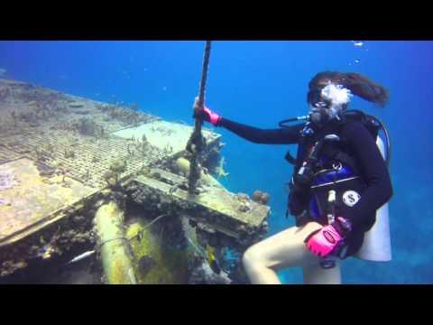Aquarius Reef Base Visit