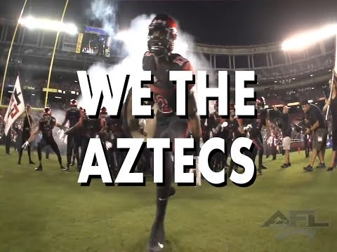 We The Aztecs (AZTEC ANTHEM 2017) - J Nup & Brandon Louis - Hosted By DJ Mister E