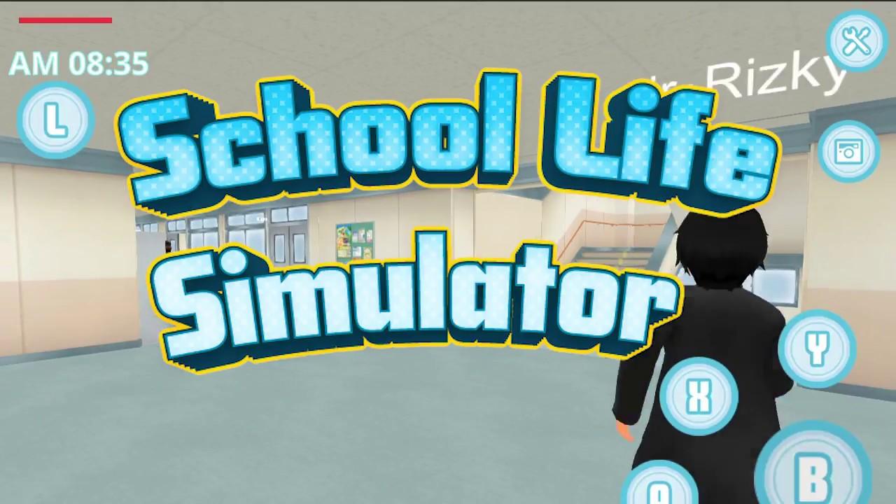 Life Simulator App