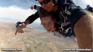 SLV Daily Video Mar 16, 2012 - Skydive Las Vegas