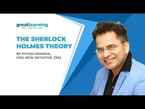 The Sherlock Holmes Theory | Piyush Sharma