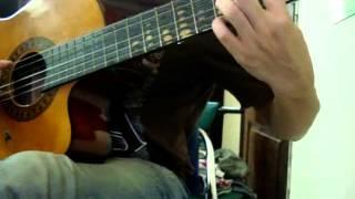 Rước đèn tháng 8 - Guitar solo
