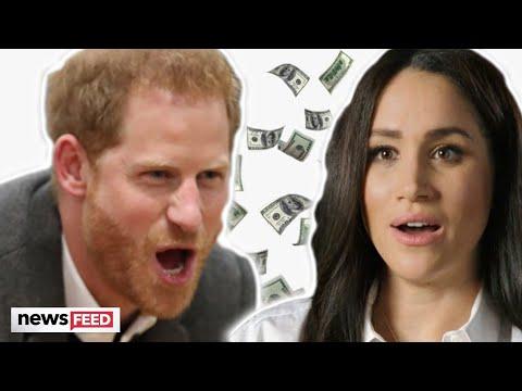 Meghan Markle & Prince Harry's INSANE Price For Public Speaking Revealed!