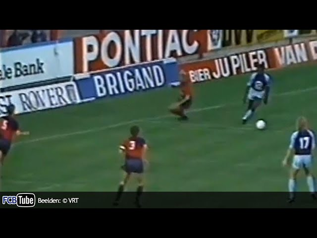 1988-1989 - Jupiler Pro League - 05. Club Brugge - FC Liège 2-2