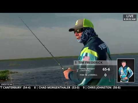 FLW Live Coverage | Lake Okeechobee | Day 4