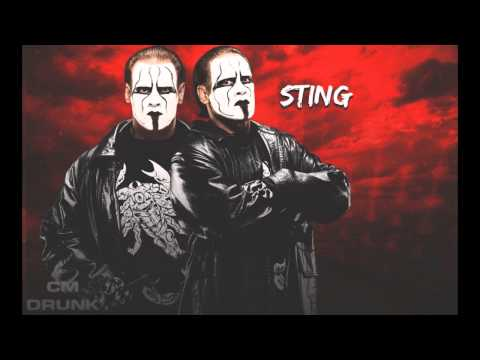 Sting 1th WWE Theme Song ► Out From The Shadows