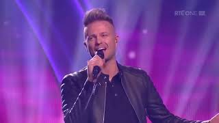 "Westlife ""Hello My Love"" Live from Dancing with the Stars Ireland Video"