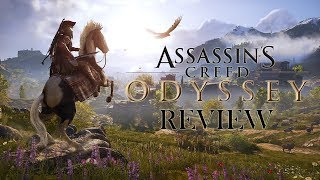 Assassin's Creed Odyssey Review - Xbox One X (Video Game Video Review)
