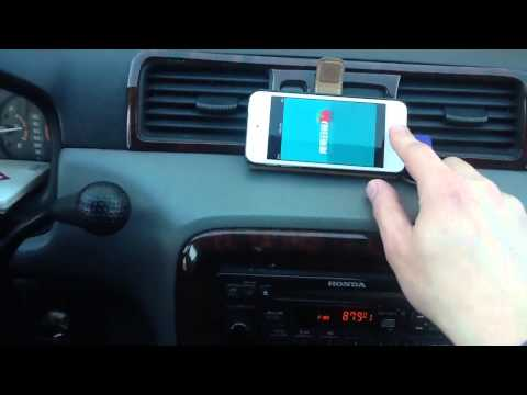 Best FM Transmitter for iPhone5 - iPhone Hands Free Kit for Car