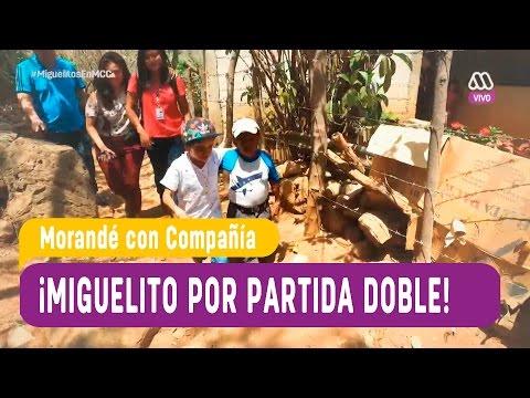 Que Chico Es El Mundo - ¡Miguelito Por Partida Doble! - Morandé Con Compañía 2017