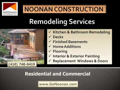 Home Improvement Contractors Anne Arundel County Maryland - Bathroom remodeling anne arundel county