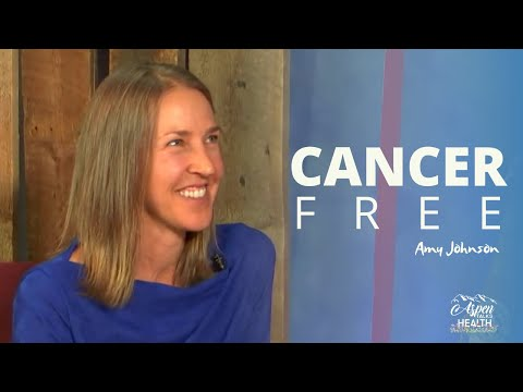 How Amy Johnson Cured her Ovarian Cancer Naturally