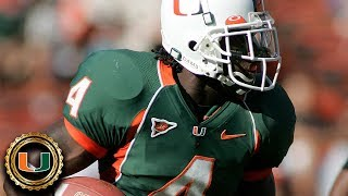 Devin Hester Miami Highlights | ACC Icon