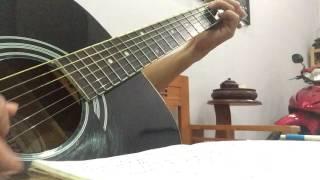 Đêm vũ trường-Quang Lê-guitar-solo- cover