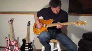Rough Boy (ZZ Top) cover by Tim Ziegelbein