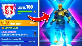 "How To Unlock The ""GOLDEN KNIGHT"" In Fortnite! (Ultima Knight Origin!)"