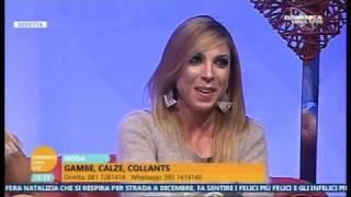 ANNALAURA GAUDINO Domenica Luna Live puntata dell' 11/12/2016