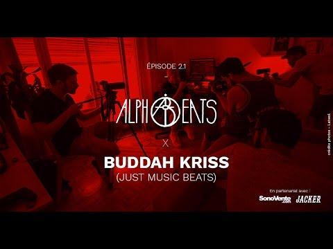 ALPHA BEATS - EP 2.1 - BUDDAH KRISS (Just Music Beats) & PERSO (eng subs)
