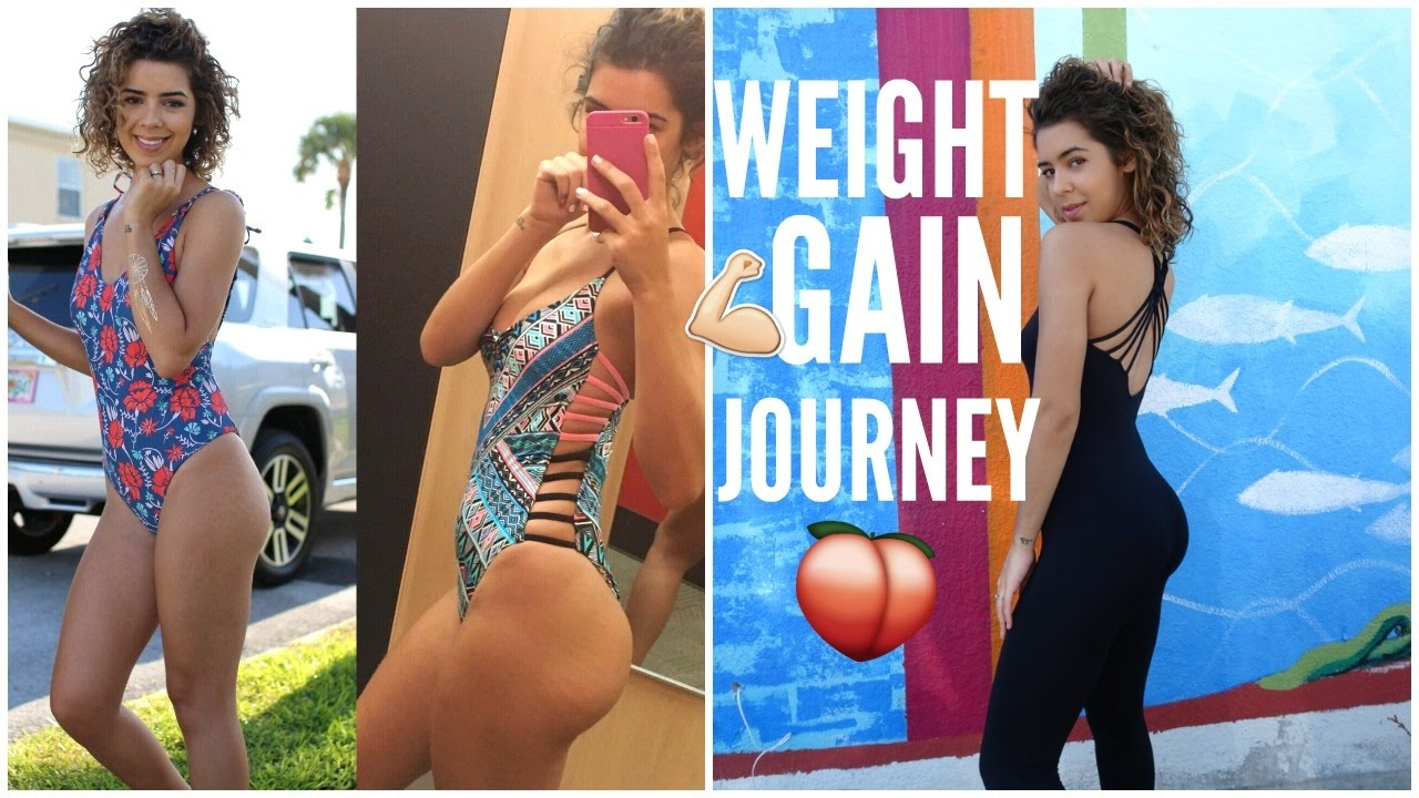 Weight Gain Journey | APETAMIN REVIEW - YouTube