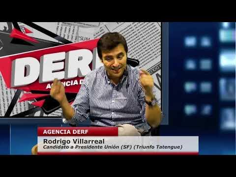 Rodrigo Villarreal: Yo quiero que Unión salga campeón