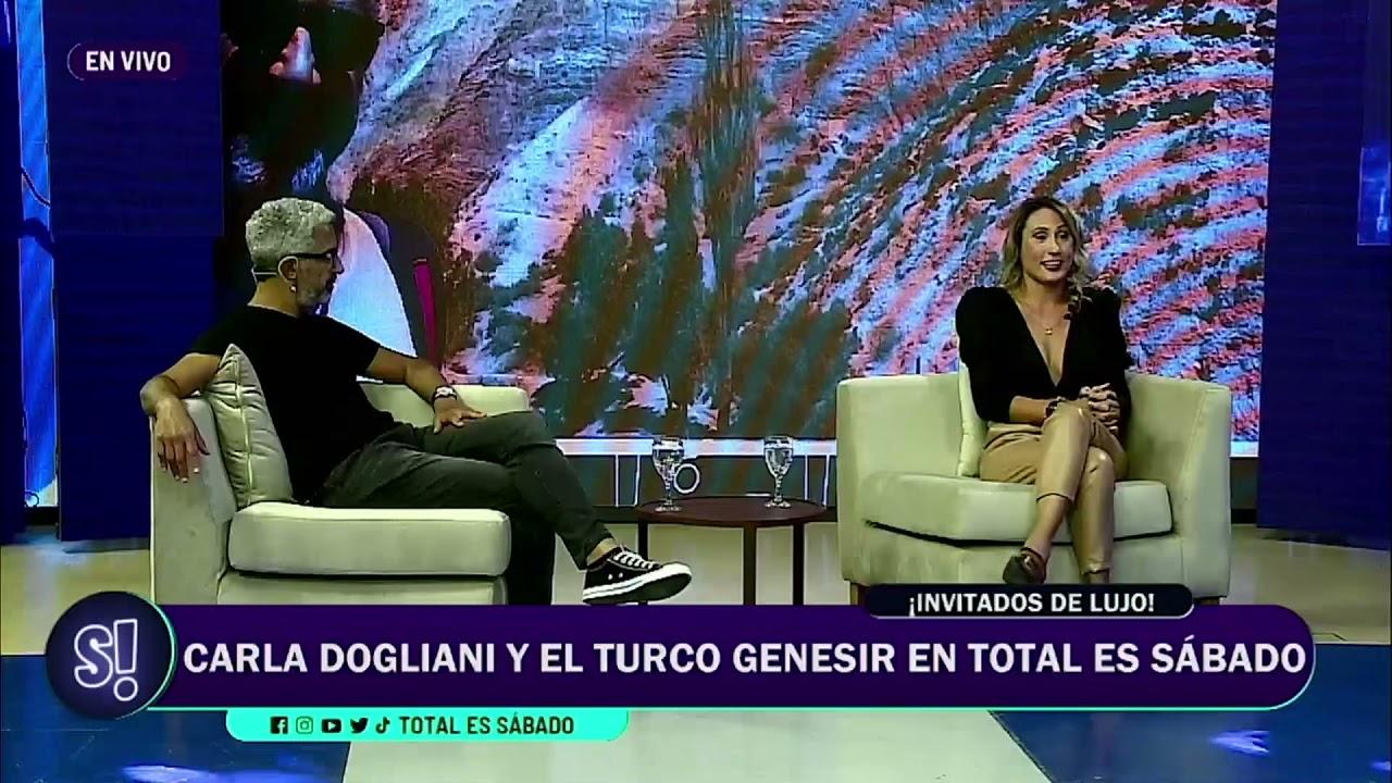"""Clases presenciales: Opinan Carla Dogliani y """"El Turco"""" Genesir"""