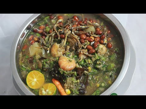 Culinary Borneo Steady First Paddas Bubor Sambas