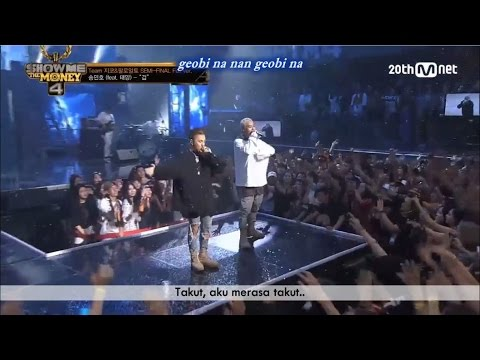 SMTM4 (Mino ft. Taeyang) - Fear [sub Indonesia]
