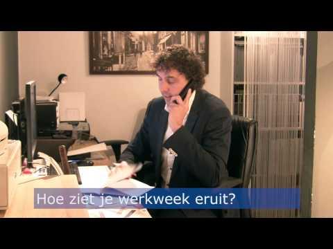 TMO oud-student Jos van Wijngaarden, eigenaar Van Wijngaarden Woning- en Projectstoffering