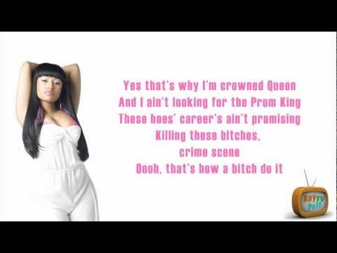 2 Chainz - I Luv Dem Strippers (Explicit) ft. Nicki Minaj (lyrics)