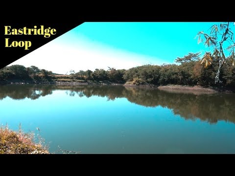 Hidden Man-made Lake in Eastridge + CPC Mega Bike Zone Visit (Ride with The Cyclelogist)