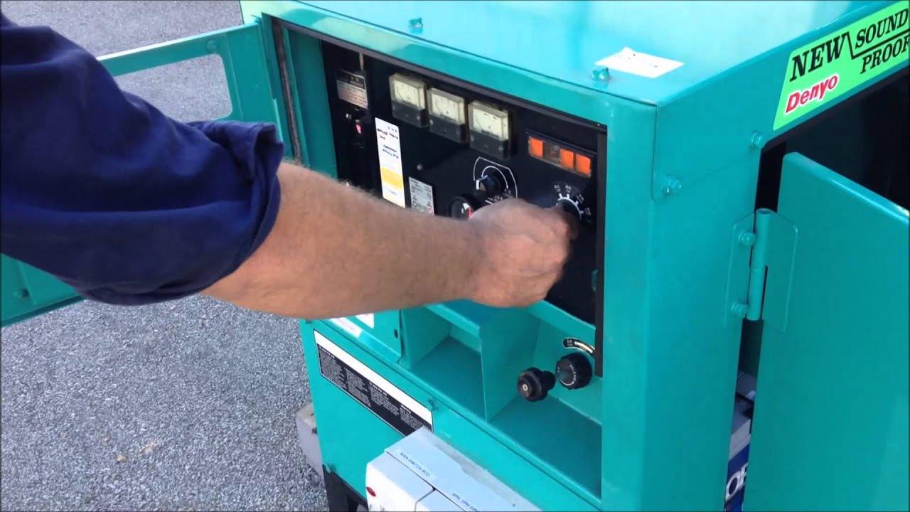 Denyo Generator Wiring Diagram. Yamaha Generator Wiring Diagram ...