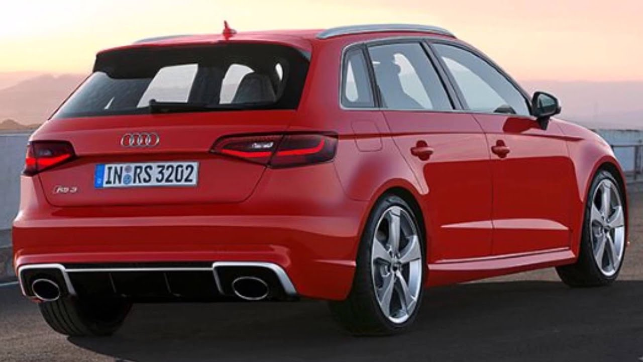 new audi rs3 2015 sportback quattro youtube. Black Bedroom Furniture Sets. Home Design Ideas