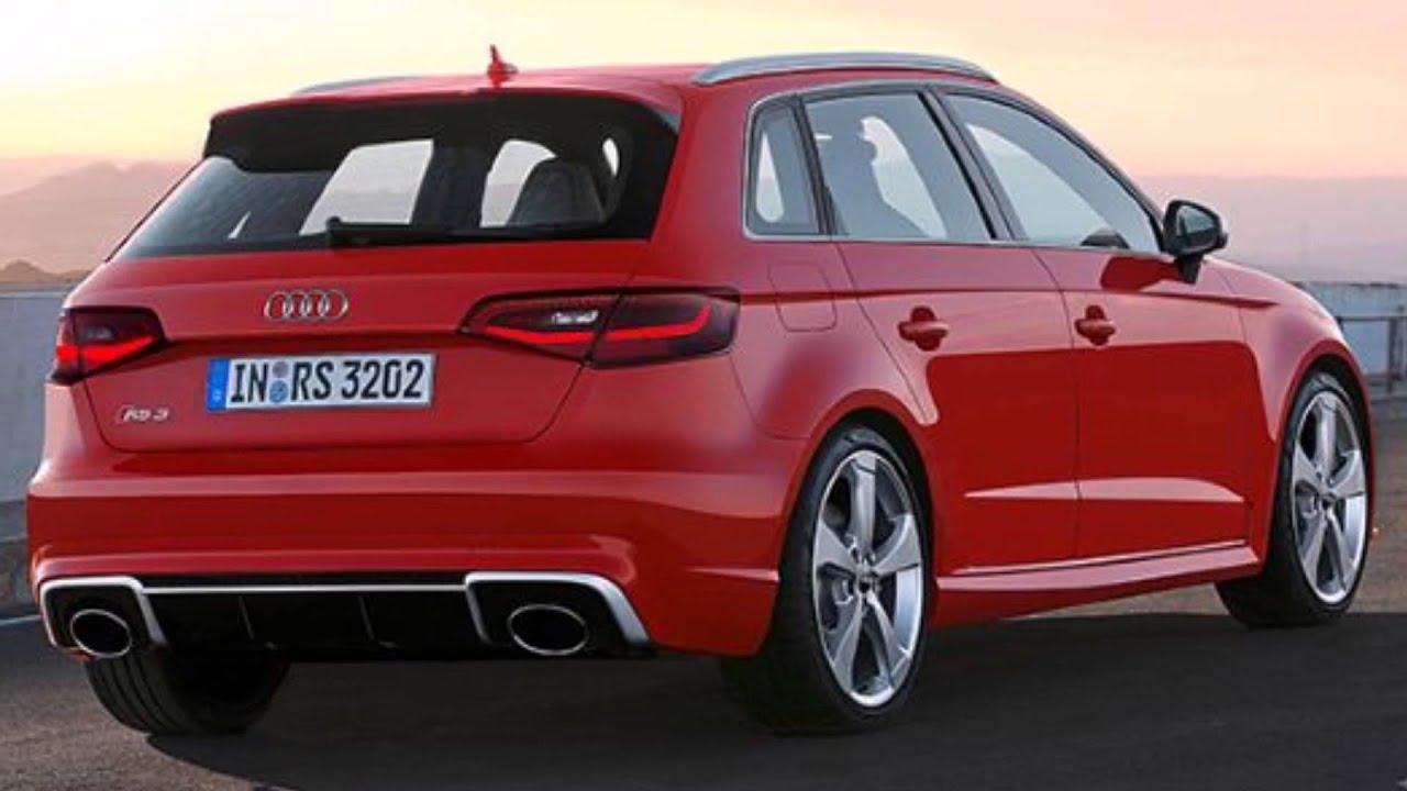 New Audi RS3 2015 Sportback Quattro