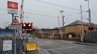 *New Lights, New Alarms* Hythe Level Crossing, Essex