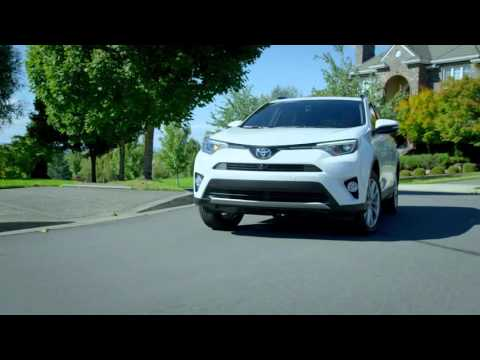 2016 Toyota RAV4 Review, Ratings, Specs, Prices, and Photos - The