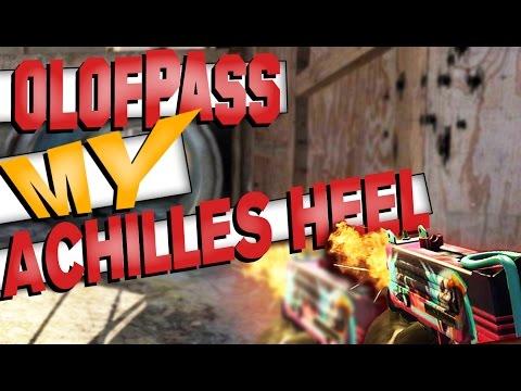 OlofPass My Achilles Heel - CS GO 5v5