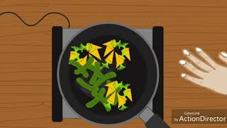 Салат из стручковой фасоли-просто и вкусно!!!