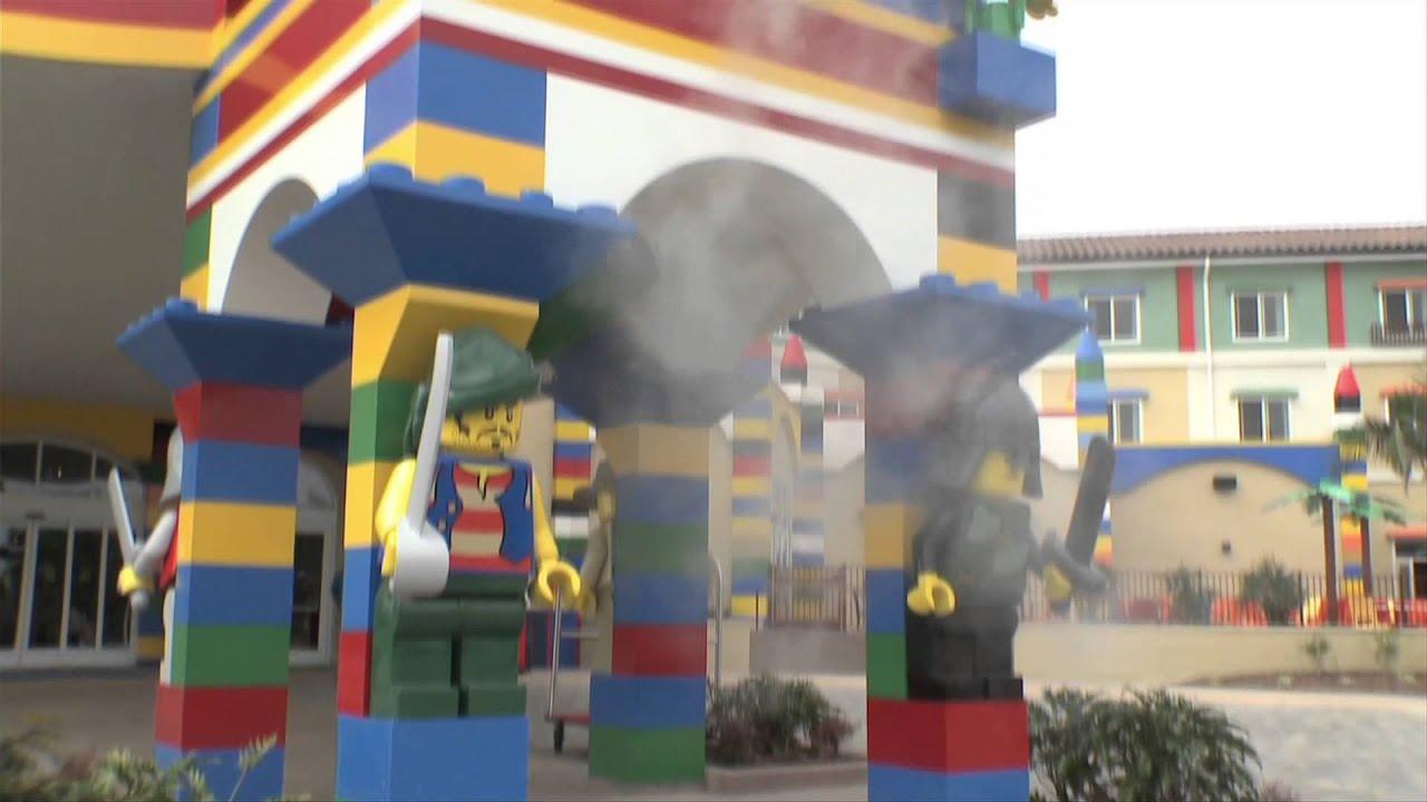 LEGOLAND Hotel Construction Update
