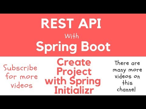 RESTful Web Services with Spring Framework  Video Tutorials