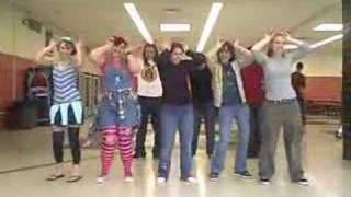Repeat youtube video East High Caramel Dansen Troupe Live!