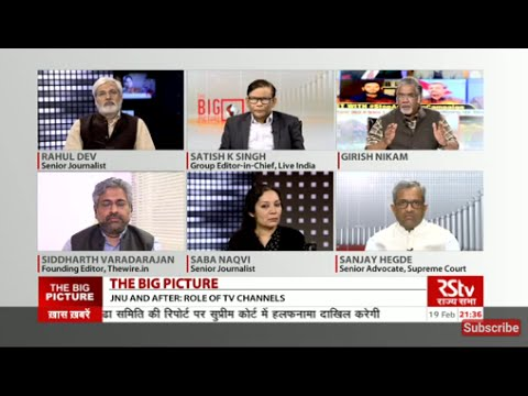 The Big Picture - JNU and after: Role of TV channels