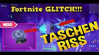 'New' Pocket crack Glitch in Fortnite / Rift glitch Tricks - Conseils anglais