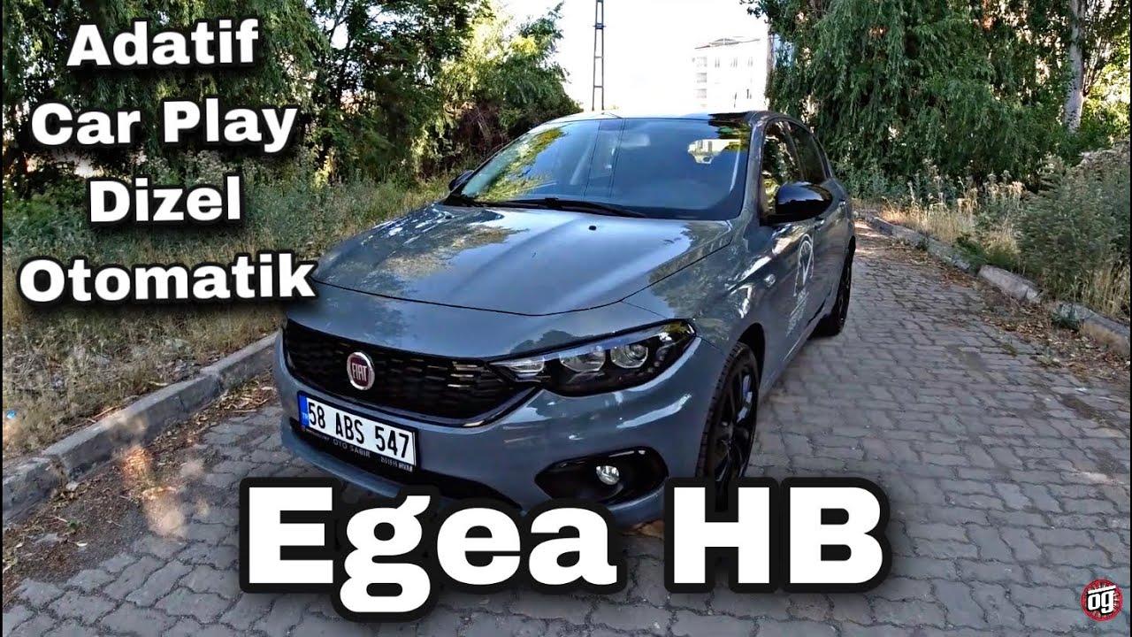 S-Design | Fiat EGEA HB | 1.6 Mjet | DCT | Otomobil Günlüklerim